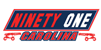 91 Carolina logo