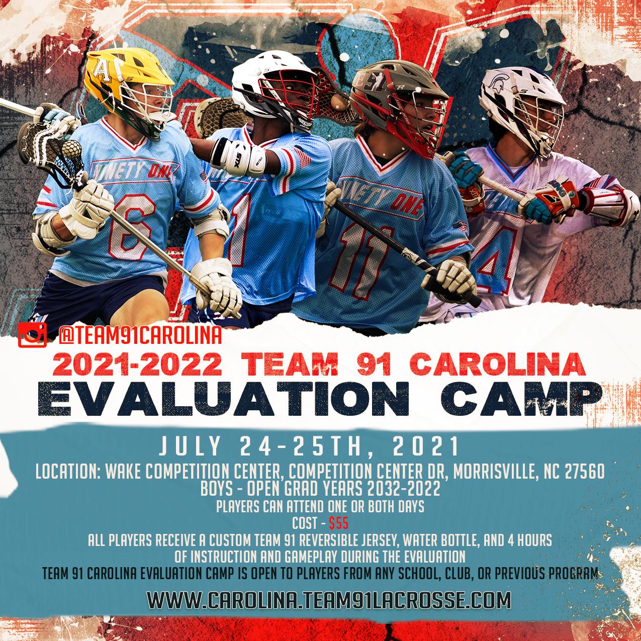 2021-Team91-Carolina-EvaluationCamp